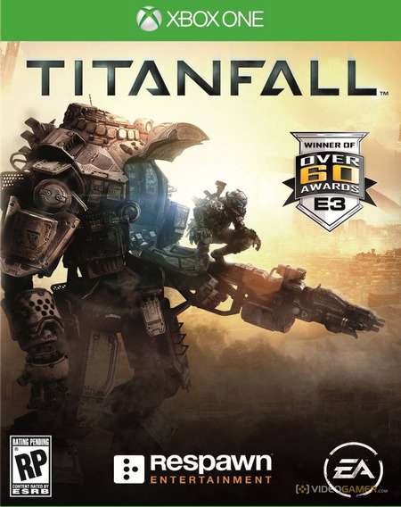 Jogo Midia Fisica Titanfall Para Xbox One Legendas Português
