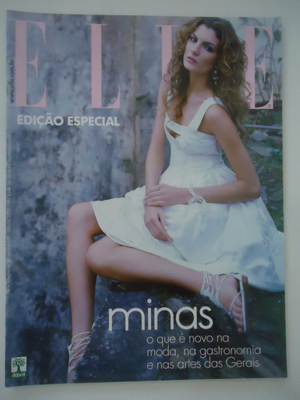 Suplemento De Elle #220 Minas Gerais - Moda Gastronomia