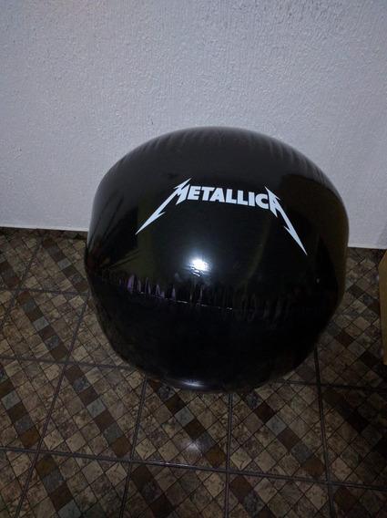 Bola Do Metallica - Para Fãs E Colecionadores