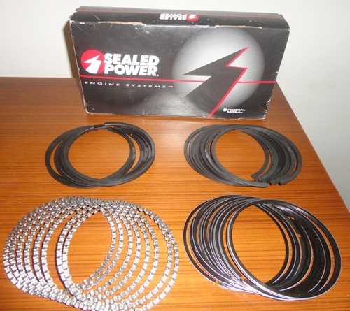Anillos 020 Chevrolet 350 262 Ford 302 351 300 400 Dodge 360
