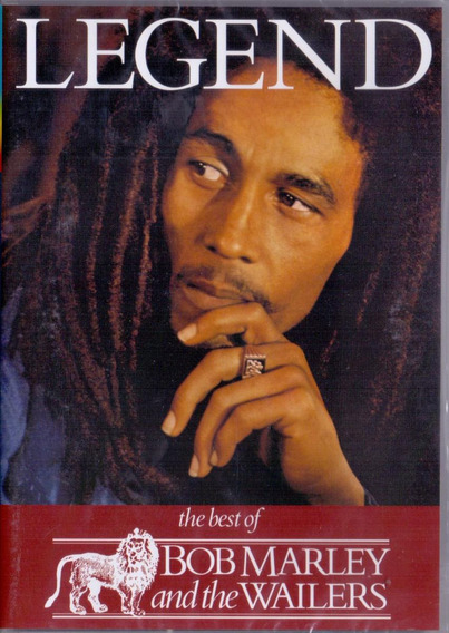 Dvd Bob Marley - The Best Of Legend - Novo***