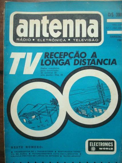 Revista Antenna Vol 53 No.1 Janeiro De 1965