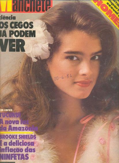 Manchete - 1981 - Suzana Vieira* Betty Faria* Arlete Sales*