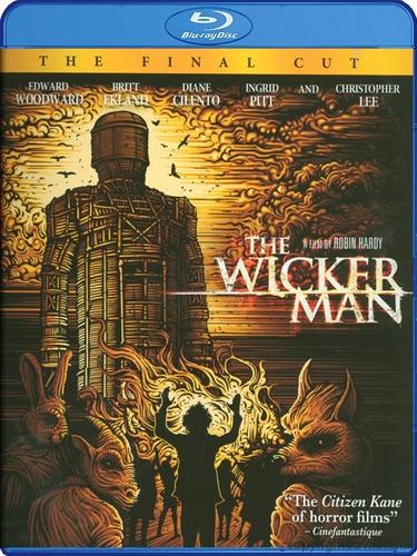 Imagen 1 de 3 de Blu-ray The Wicker Man (1973) / The Final Cut