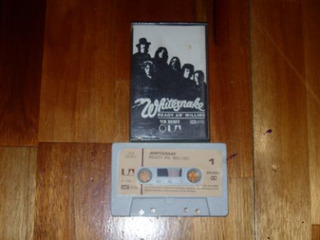 Cassette Whitesnake Ready An