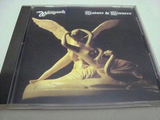 Whitesnake Saint & Sinners Made In Uk
