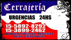 Cerrajero Urgencias 24hs Cerrajeria Movil En Capital Federal