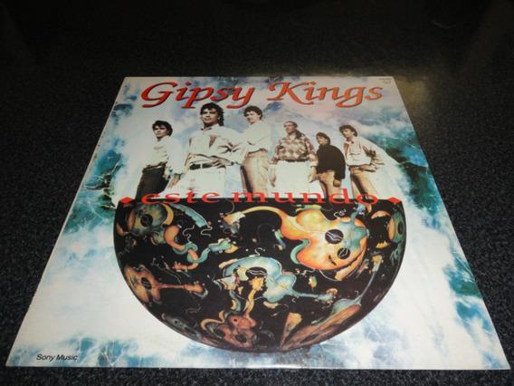 Gipsy Kings Este Mundo Vinilo Nuevo Sin Uso Año 1991 Unico !