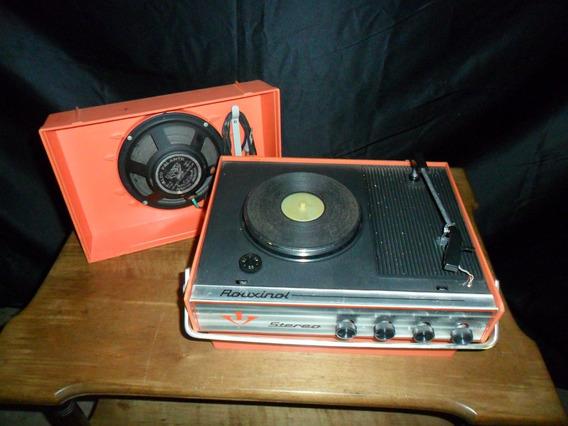 Rádio Vitrola Rouxinol (0035)