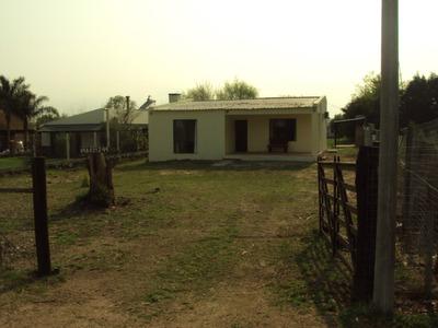 Vendo Casa A Estrenar En Termas Del Dayman, Sobre Ruta 3.