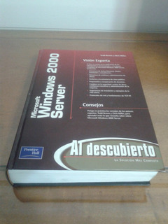 Windows 2000 Server Al Descubierto - Rosario