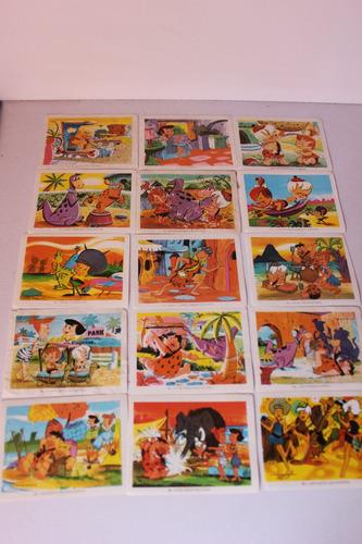 Imagen 1 de 6 de 1971 Estampas Album Verde Colección Fiesta De Hanna Barbera