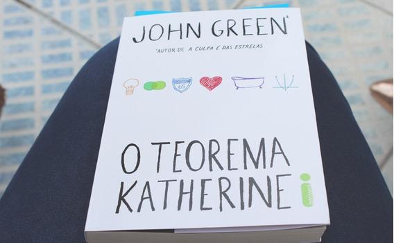 Livro Teorema De Katherine