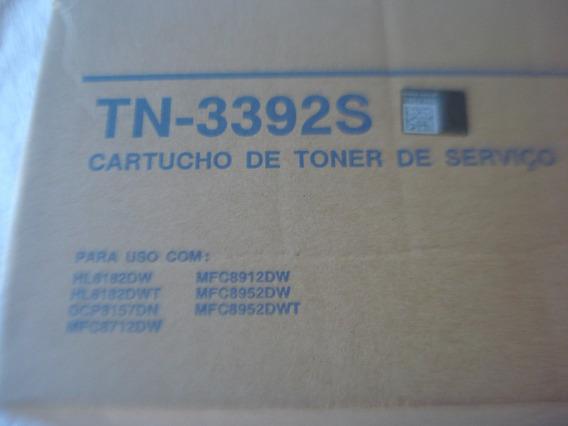 Toner De Impressora Brother 3392s
