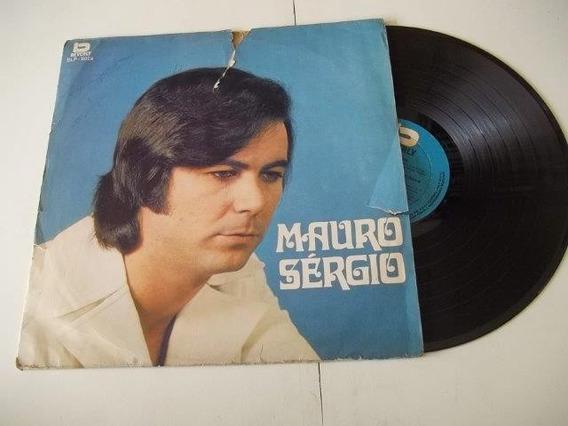 Lp Vinil - Mauro Sérgio - 1972