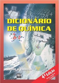 Dicionário De Química
