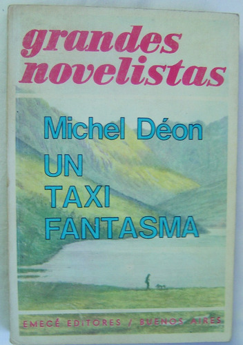 Un Taxi Fantasma / Michel Déon