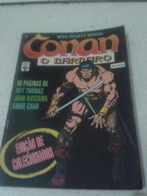Conan O Bárbaro 1 ( Editora Abril)