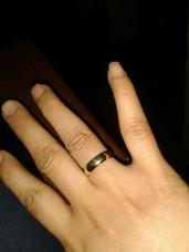 Anillos De Matrimonio,graduacion,compromiso En Bronce