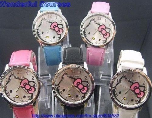 Hello Kitty Todo Los Modelos De Relojes En  Tus Manos Elegi