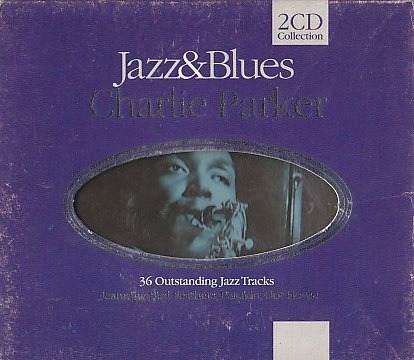 Imagen 1 de 4 de C.d - Jazz & Blues Charlie Parker 2 Discos Importado