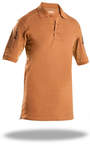 Playera Polo Tactica Comfortac Mc Sk7 By 707 Tactical