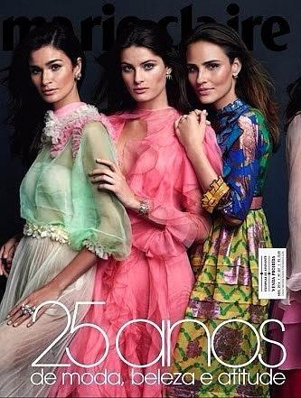 Revista Marie Claire 25 Anos N.º 301 Abril 2016