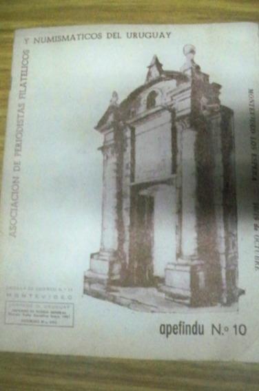 Boletin Apefindu N°10 Del Año 1975