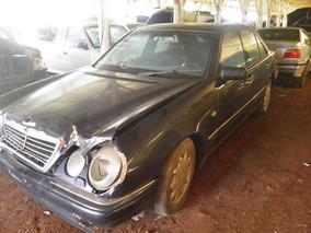 Mercedes Benz E320 1997 6cc Linha Motor Câmbio Sucata Peças