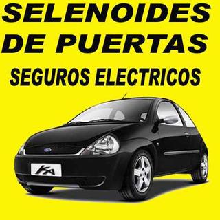 Selenoide De Puerta Ford Ka, Spark ,corsa, Universal
