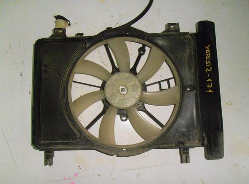 Electroventilador Toyota Yaris Año 2006-2012