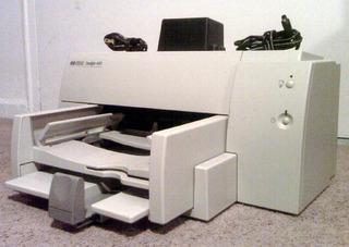 Impresora Hp Deskjet 600 Para Repuestos (sin Fuente)