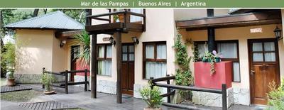 Cabañas Casas En Alquiler Mar De Las Pampas