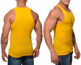 Regata Masculina,camiseta Cavada C/ Elastano