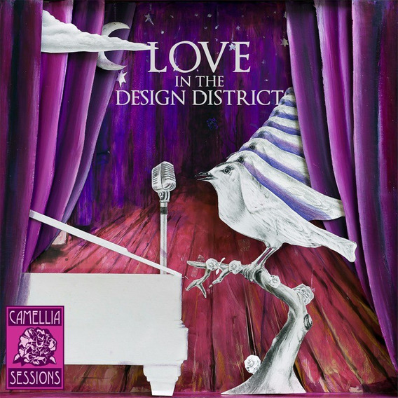 Cd Música Romantica Love In The Design District (digital)