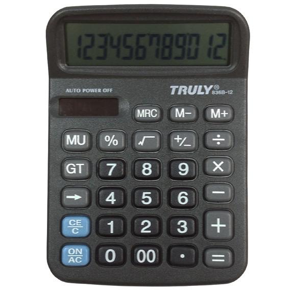 Calculadora 836b-12 Truly 1012283