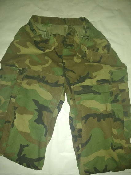 Uniforme Militar Us Army Original Woodland X Large