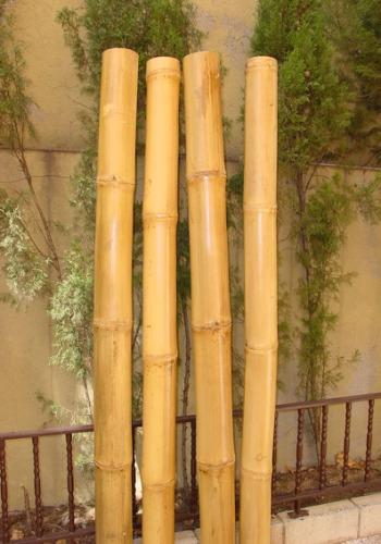 Cañas De Bambu Quemadas Jardin Patio Hogar Decoracion Bamboo Mercado Libre