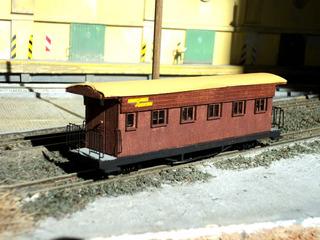 Coches Ferrocarril Correntino De Trocha Angosta -nvm Hobbies