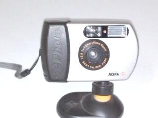 Camara Digital Agfa Completa En Muy Buen Estado $1300