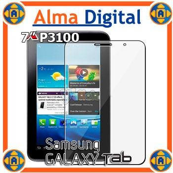 Lamina Protector Pantalla Samsung Tab2 7 P3100 Transparente