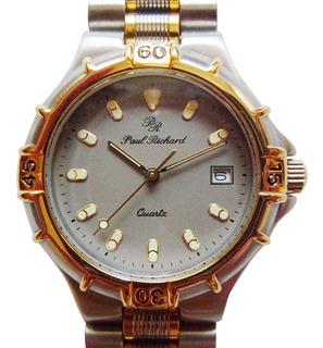 Reloj Paul Richard 1579 Para Hombre