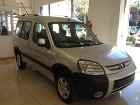 Nueva Peugeot Partner Patagonica Vtc Plus Hdi 92 Cv