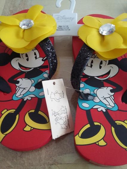 Hotsale Ojotas Nena Minnie Disney Store
