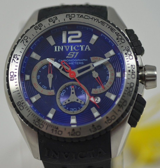 Invicta Mens 1451 S1 Racing No Brasil Original!!!