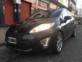 Ford Fiesta Kinetic Design Titanium Con Cuero !!!!