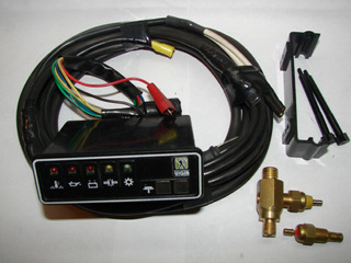 Perkins 4 /6 Protector Motor Con Electroválvula Envio Gratis