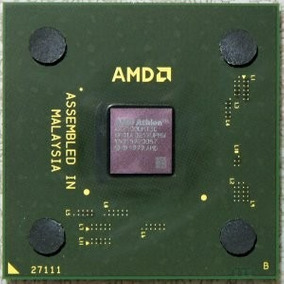 Processador 1533 Mhz Amd Athlon Xp 1800+ Ax1800dmt3c