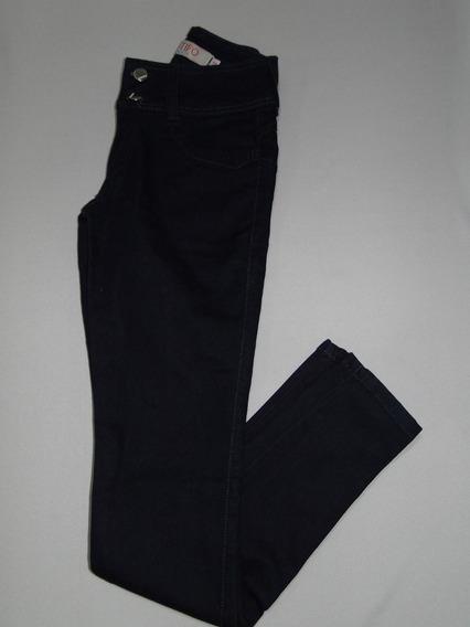 Calça Feminina Jeans Azul Biotipo 2 Botoes Tam 38! Nova