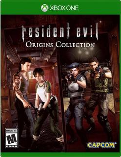 Resident Evil Origins Collection Fisico Nuev Xbox One Dakmor